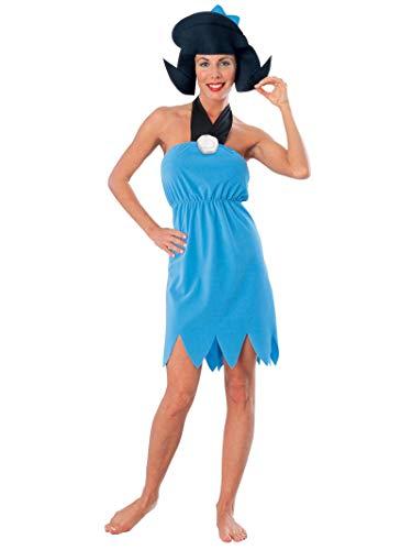 Rubie's Costume Co Damen-Kostüm The Flintstone's Betty Rubble - Blau - Einheitsgröße