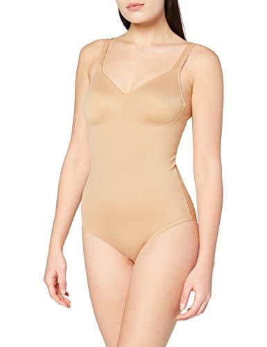 Rosa Faia Damen Soft Twin Formender Body, Beige (Skin 722), 100D (Herstellergröße: 100)