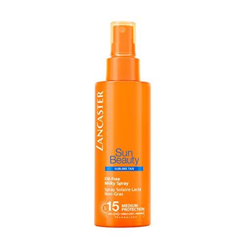 Lancaster Sun Oil Free Spray SPF15 Unisex, Sonnenpflege, 1er Pack (1 x 150 ml)