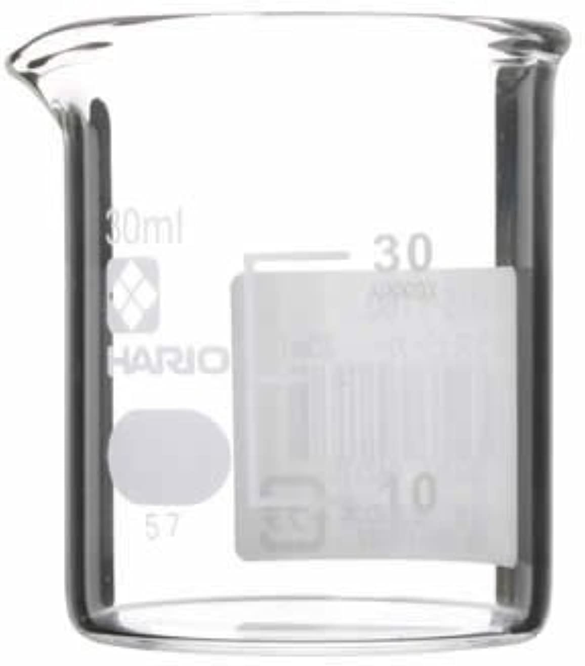 医薬品スピリチュアルのぞき見生活の木 ガラスビーカー 30ml