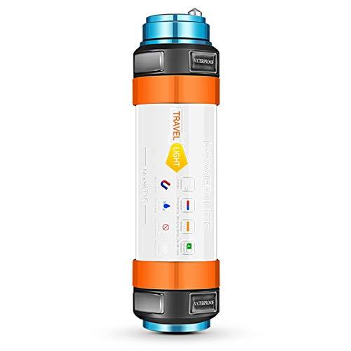Linterna LED de camping súper brillante portátil luces de supervivencia que deben tener durante el huracán tormentas de emergencia interrupciones lámpara de camping, T15