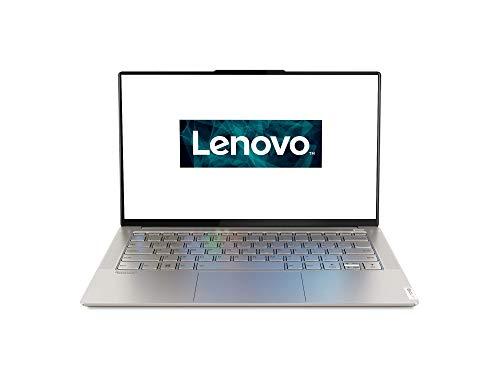 Lenovo Yoga S940 Laptop 35,6 cm (14 Zoll, 1920x1080, Full HD, WideView, Touch) Slim Notebook (Intel Core i7-1065G7, 16GB RAM, 512GB SSD, Intel Iris Plus Grafik, Windows 10 Home) champagner
