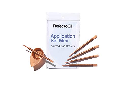 RefectoCil Anwendungs-Set Mini zum Anrühren und Auftragen von Farben NEU 2020