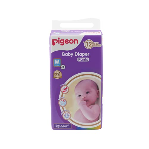 Pigeon Ultra Premium Medium Diaper Pants (36 Count)