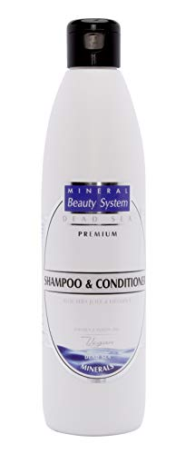 Mineral Beauty System 2-in-1 Totes Meer Schlamm Shampoo und Conditioner, 300ml