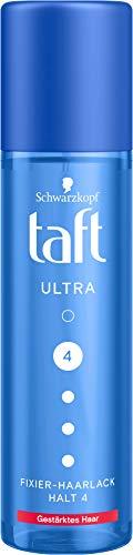 Taft Fixier-Haarlack-Pump Ultra Gestärktes Haar Halt 4, 200 ml