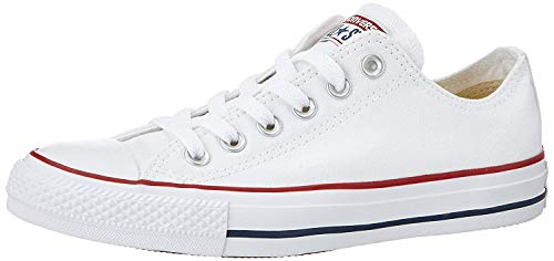 Converse Unisex All Star Ox Natural White Basketball Shoe 8 Men US / 10 Women US