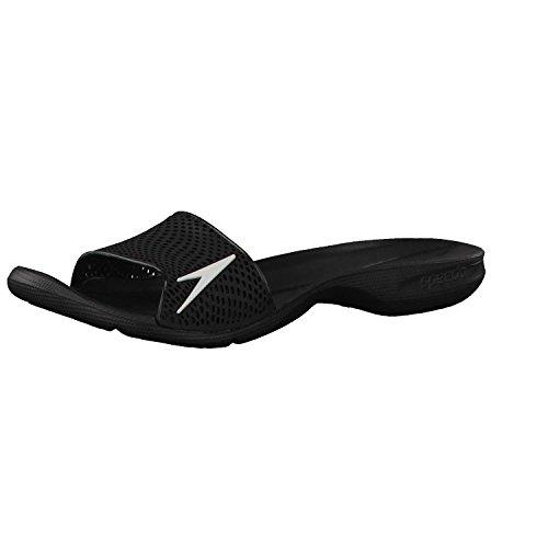 Speedo Women's Atami Ii Max Sandals, Black (Black/ White 503), 7 UK 40.5 EU
