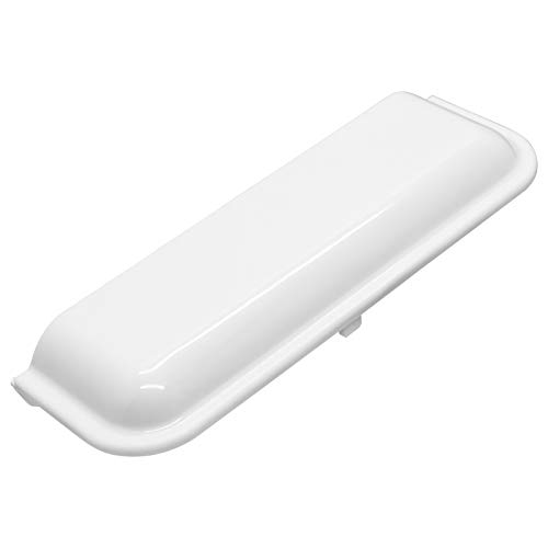 Unbreakable W10714516 W10861225 Dryer Door Handle Replacement Part by Sikawai Compatible with Whirlpool Amana Crosley Dryers-Replaces AP5999398,PS11731583,W10861225VP