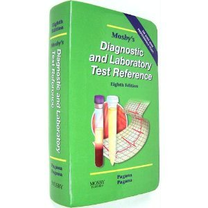 Mosby's Diagnostic & Laboratory Test Reference 8th edition