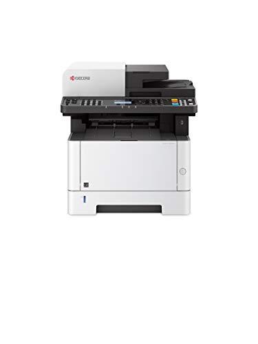 Kyocera Klimaschutz-System Ecosys M2040dn / KL3 3-in-1 Multifunktionsdrucker. 3 Jahre Kyocera Life vor Ort Garantie. Schwarz-Weiß, Duplex-Einheit, 40 Seiten pro Minute mit Mobile-Print-Funktion