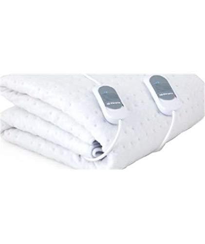 Orbegozo CAH 0140 - Calienta camas eléctrico, lavable a mano o máquina,...