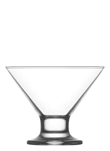 Copas Para Helado De Cristal