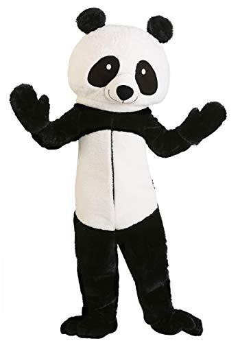 Panda Costume Kids Panda Outfit for Child Halloween Costume Medium