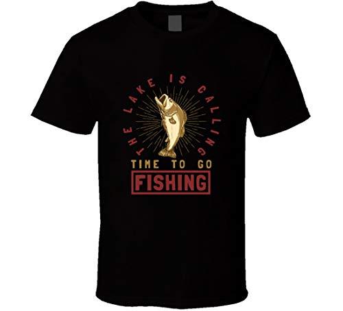 Abu Garcia Time to Do Pesca T Shirt Negro Negro Negro (...