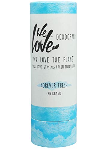 We Love The Planet Forever Fresh Natural Deo Stick