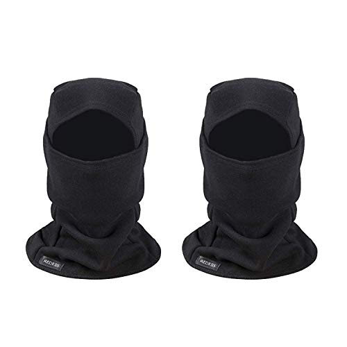 Warm Fleece Balaclava Windproof Ski Mask Cold Weather Face Mask Motorcycle Balaclava Hood Warmer Winter Sports Cap