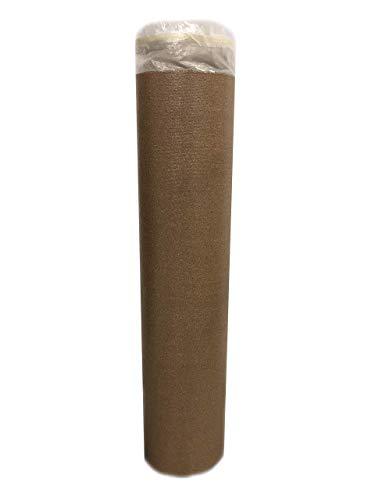 Base Aislante Térmica de Corcho Natural de 2mm + Protector: Rollo: 20m2. ECO SOUND 2.0; Aislamiento acústico de Corcho para Tarima Flotante y Parquet ; Fabricante: FOAM7