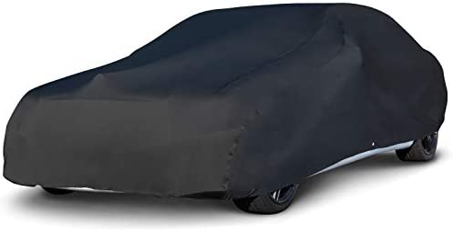 Budge Indoor Stretch Car Cover Luxury Indoor Protection Soft Inner Lining Breathable Dustproof product image