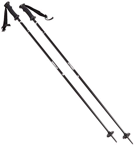 Atomic Damen CLOUD W 1 Paar All Mountain-Skistöcke, Schwarz/Weiß, 115 cm