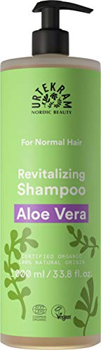 Urtekram Aloe Vera Shampoo Bio, normales Haar, 1000 ml