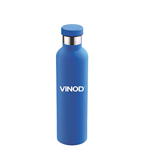 Vinod Stainless Steel Hot and Cold Water Bottle