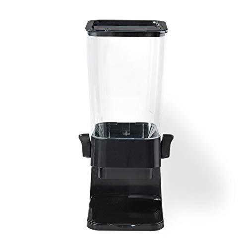 Dispensador de Cereales Máquina De Dispensador De Cereales De Encimera Dispensador De Cereales Máquina Dispensadora De Alimentos Multifunción Dispensador De Alimentos Secos Para Dulces De Avena para M