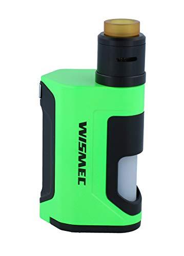 Wismec Luxotic DB Box E-Zigaretten Set I 200 Watt I Squonk-System I Farbe: (grün)