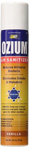Ozium Spray 3.5oz Ozium Air Sanitizer (Vanilla)