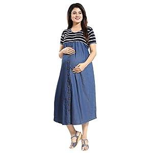 Best Maternity Maxi Dress For Photoshoot India 2021