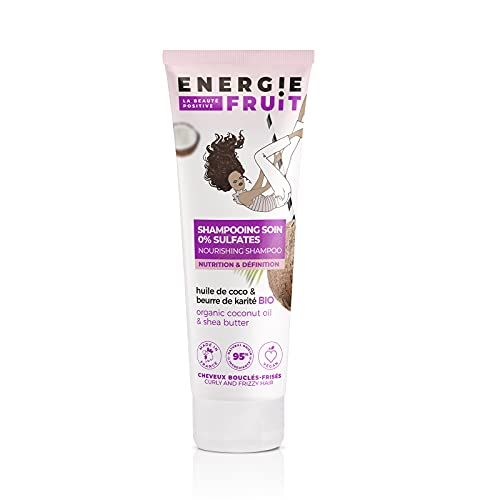 ENERGIE FRUIT | Shampoing sans Sulfate | Coco &...