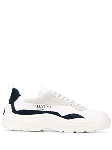 Valentino Luxury Fashion Herren SY0S0B17VRNEZ5 Weiss Leder Sneakers | Herbst Winter 19