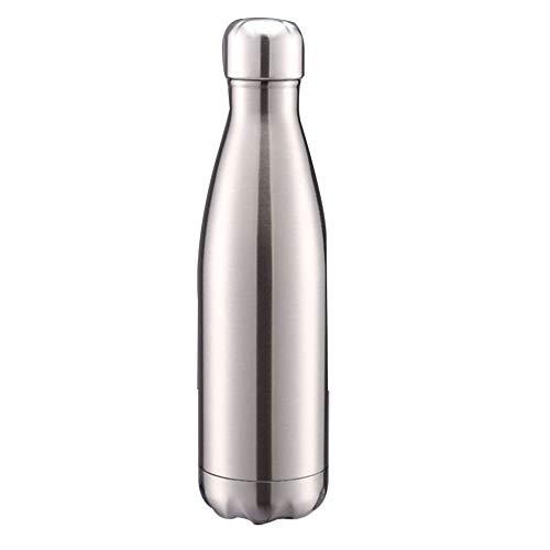 Skisneostype Isolato Acciaio Inox Acqua Sports Bottiglia Vuoto Flask Caldo e Freddo per Ore 100% Impermeabile & Senza Bisfenolo a a Prova di Perdita Sport Campeggio Escursionismo Viaggi - H10