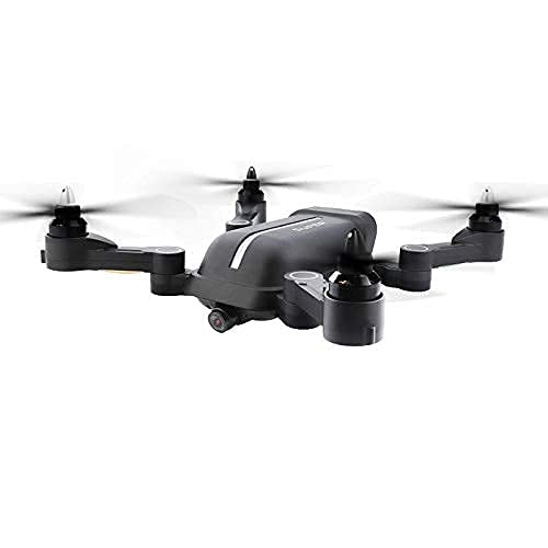 DCLINA Mini Drone GPS con Fotocamera 4K UHD per Adulti 60 Minuti Tempo Volo 5G GHz WiFi FPV Droni Quadricottero con Motore Brushless Portata Controllo 2000m Ritorno Automatico a Casa