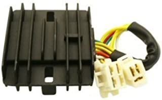 ScootsUSA 164-306-4497 GY6 150cc 11 Pole, 6 Pin Regulator