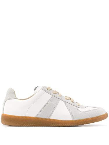Maison Margiela Luxury Fashion Damen S58WS0109P1895T1016 Weiss Sneakers | Jahreszeit Permanent