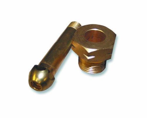 US Forge 08918 Regulator Fittings Inlet Nut and Swivel Acetylene or Propane CGA 510