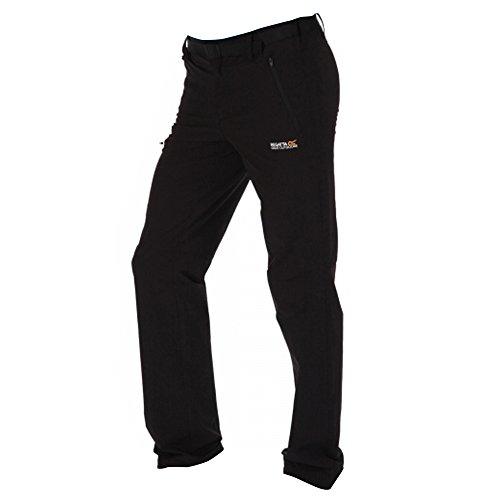 Regatta Xert Stretch II - Pantalon Homme - noir Modèle 48 2017