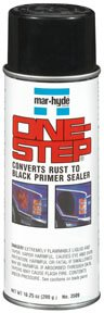 One Step® Rust Converter Primer Sealer (TSL3509) Category: Primers and Rust Proofing