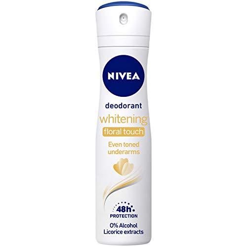 Nivea Whitening Floral Deodorant For Women, 150ml