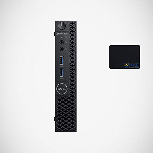 Dell OptiPlex 3070 Micro Form Factor Business Desktop, Intel Core i5-9500T, 16GB DDR4 Memory, 512GB PCIe Solid State Drive, WiFi, HDMI, Bluetooth, Wired Keyboard&Mouse, KKE Mousepad, Windows 10 Pro. Buy it now for 769.00
