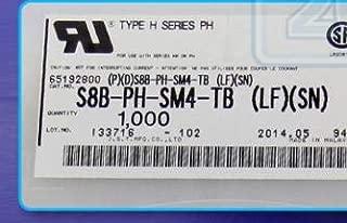 Gimax S8B-PH-SM4-TB Connectors terminals housings 100% new and Original parts S8B-PH-SM4-TB (LF)(SN)