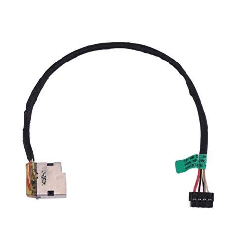 Solustre Reemplazo Del Conector Del Adaptador de Alimentación Del Cable Del Conector...