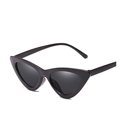 DIOXQEN Diseño clásico 1 unid Vintage cateye Gafas Gafas de Sol Mujeres Sexy Retro pequeño Gato Ojo Sol Gafas de Sol diseñador de la Marca Gafas de Colores para Mujer para Uso en Exteriores