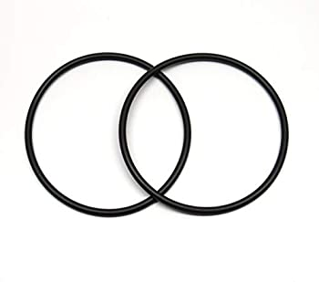 Captain O-Ring - Replacement P6563 O-Ring for Bestway Flowclear 1000/1200/1500 Sand Filter Strainer Lid  2 Pack