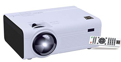 RCA RPJ136 Home Theater Projector - 1080P Compatible -(Renewed)
