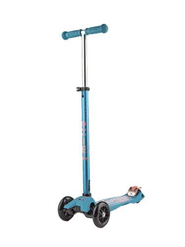 Micro MMD019 Scooter Maxi, blau (Aqua)