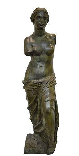 Afrodita Venus de Milo Estatua Diosa del Amor y la belleza Bronce Gran Escultura