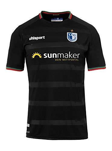 uhlsport 1.FC Magdeburg Auswärtstrikot 2020 2021 Sponsor Logo Kinder Gr 164