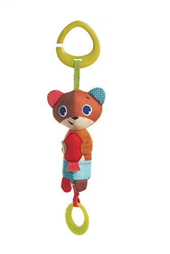Tiny Love Wind Chime Stroller Toys, Isaac Bear